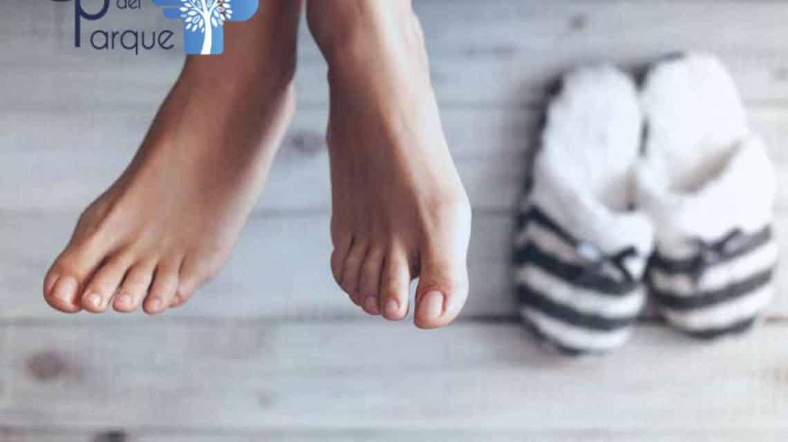 Claves para cuidar tus pies en invierno